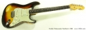 Fender Stratocaster Sunburst 1960 full front view