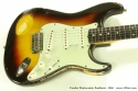 Fender Stratocaster Sunburst 1960 top