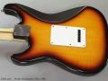 Fender Stratocaster Ultra, 1993 Back