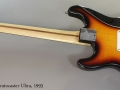 Fender Stratocaster Ultra, 1993 Full Rear View