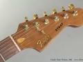 Fender Strat Walnut 1983 head front