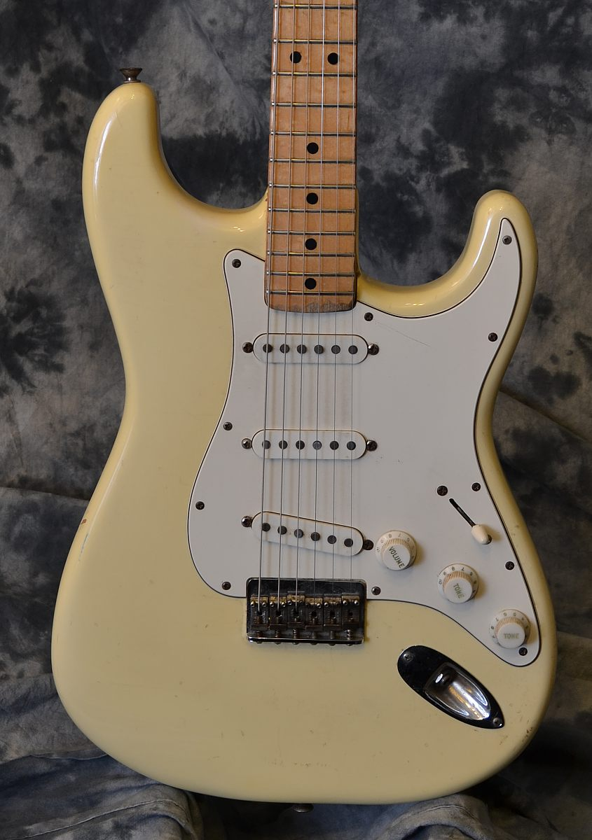 Taylor Guitars For Sale >> Fender Strat Hardtail 1973 | www.12fret.com