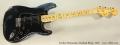 Fender Stratocaster Hardtail Black, 1979 Full Front View