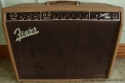 Fender Super Amp 1962 panel