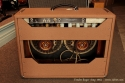 Fender super amplifier 1962  back