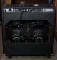 Fender Super Reverb Amp Blackface 1965 rear view