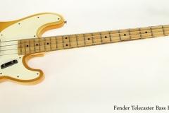 Fender Telecaster Bass Blonde, 1970   Full Front View