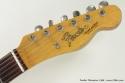 Fender Telecaster Refinished 1966 head front