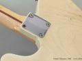 Fender Telecaster 1956 neckplate
