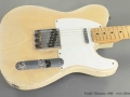 Fender Telecaster 1956 top