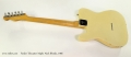 Fender Telecaster Maple Neck Blonde, 1966 Full Rear View