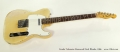 Fender Telecaster Rosewood Neck Blonde, 1966 Full Front View