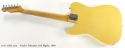 Fender Telecaster with Bigsby 1969 full rear view
