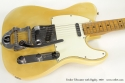 Fender Telecaster with Bigsby 1969 top