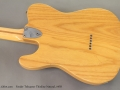 1978 Fender Telecaster Thinline Natural back