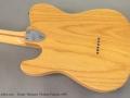 1978 Fender Telecaster Thinline Natural back