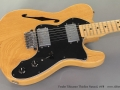 1978 Fender Telecaster Thinline Natural top