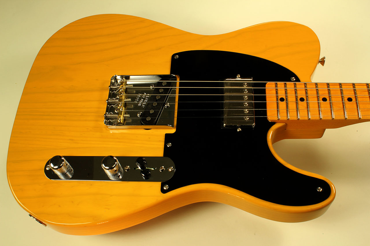 Borde a tiempo manga  is the 52 hot rod av routed for a full size humbucker in the neck?    Telecaster Guitar Forum