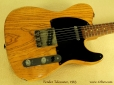 Fender Telecaster 1963 top