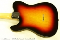 Fender Telecaster Sunburst Refinish 1966 back
