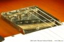 Fender Telecaster Sunburst Refinish 1966 bridge