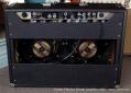 Fender Blackface Vibrolux Reverb Amp 1966 back
