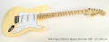 Fender Yngwie Malmsteen Signature Stratocaster, 2008 Full Front View