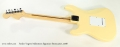 Fender Yngwie Malmsteen Signature Stratocaster, 2008 Full Rear View