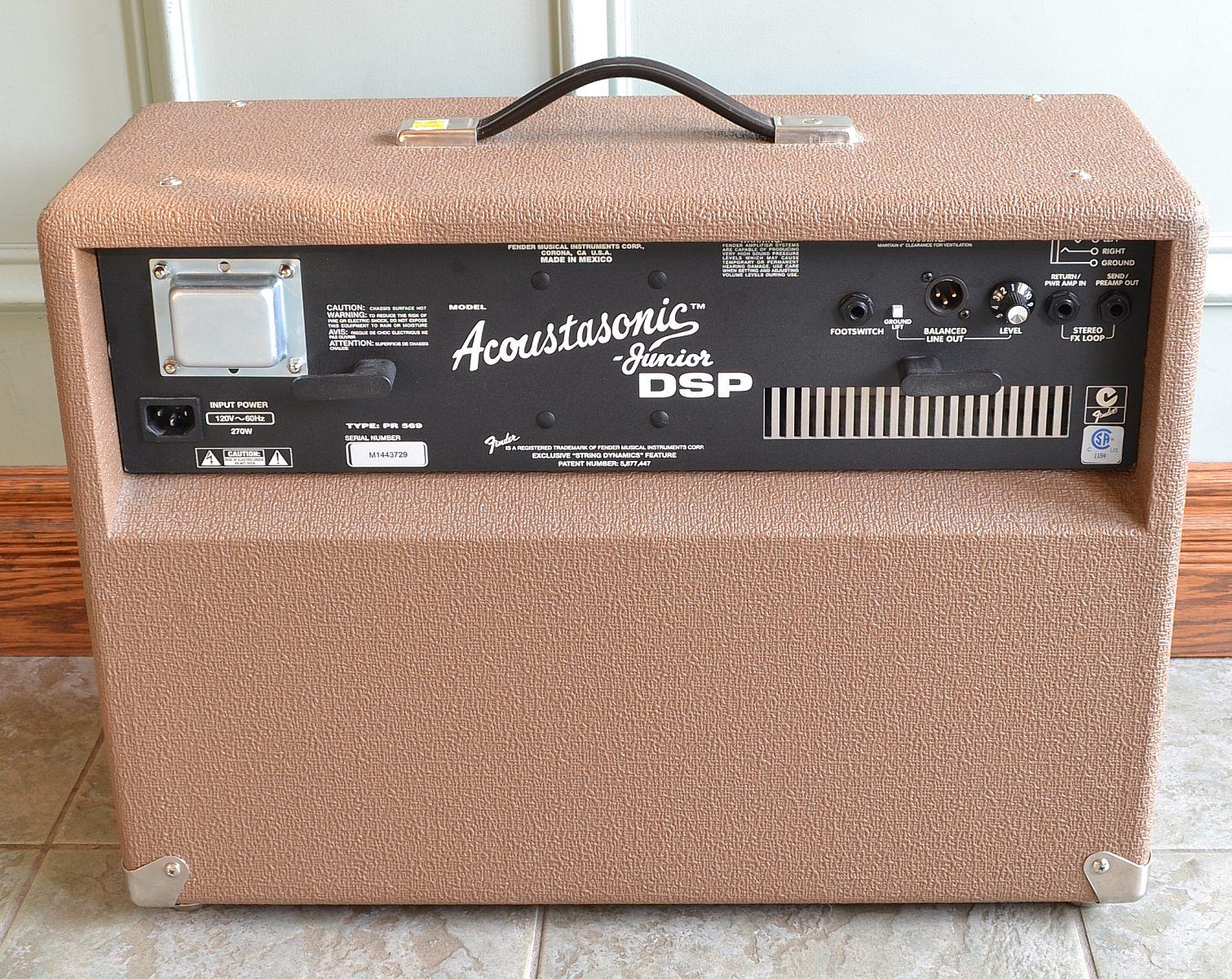 Fender_Acoustasonic JR DSP_used_back