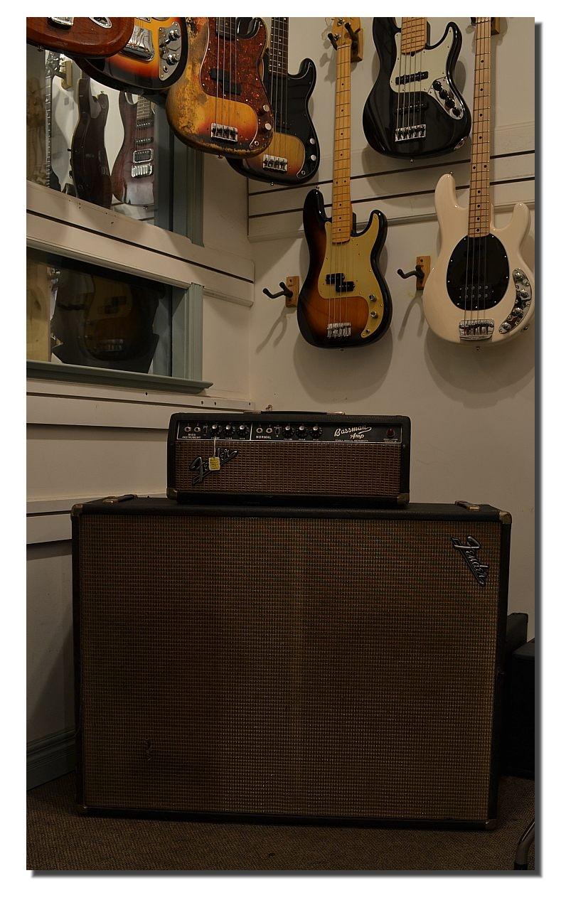 Fender_Bassman_head and cab_1967(C)