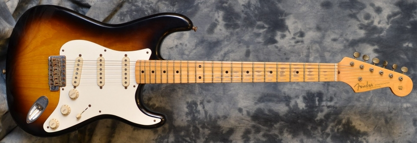 Fender_CS Strat 56 Reissue(Used)