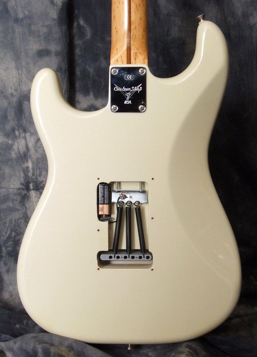 fender custom shop guitars www 12fret com Control Plate No Rotary