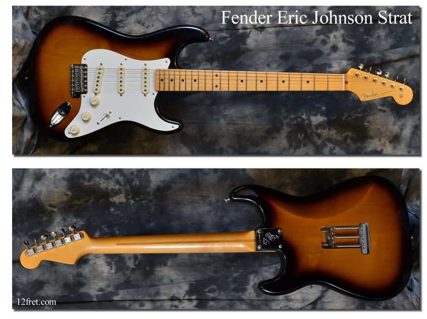 Fender_Eric Johnson Strat(C)