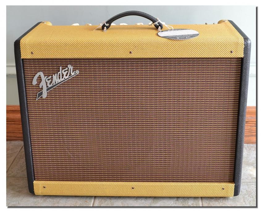 Fender_Hot Rod Deluxe 3 Ltd Tweed