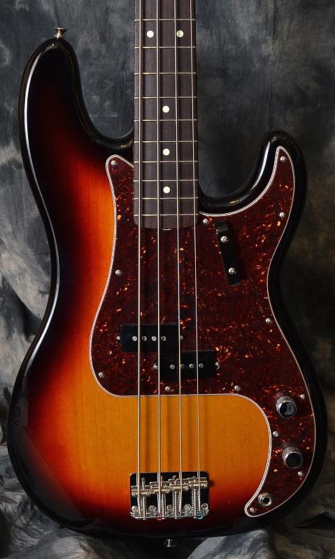 Fender Guitar Strap >> Fender American Vintage '62 Precision Bass - www.12fret.com