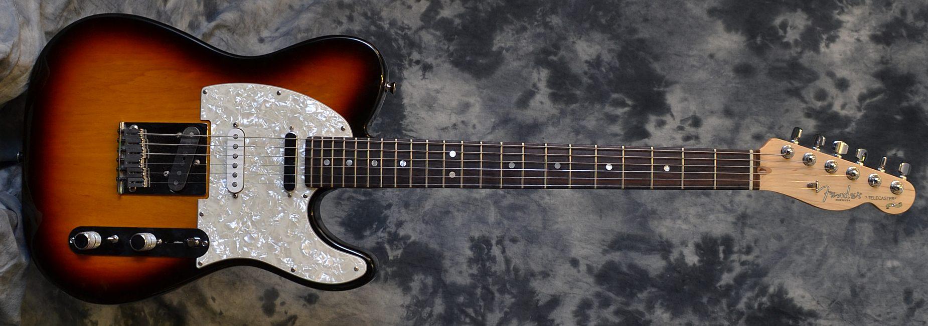Fender_Tele 60th Ann Modified_2006(C)