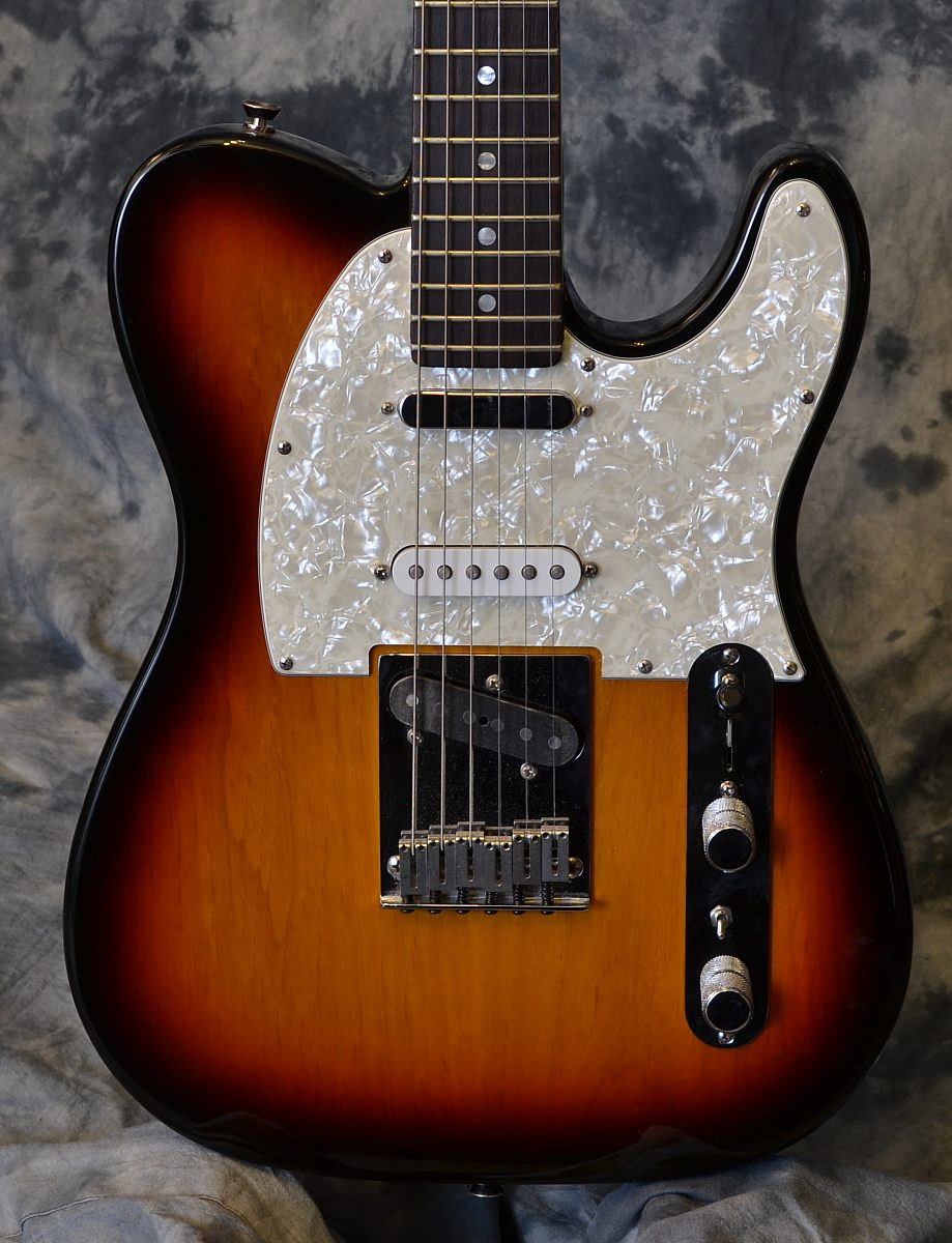 fender telecaster 60th anniversary modified 2006. Black Bedroom Furniture Sets. Home Design Ideas