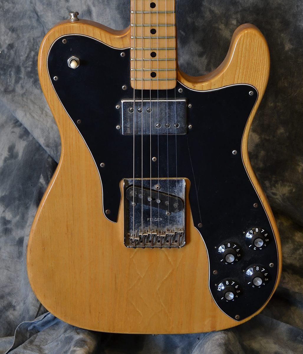 Fender_Tele Custom_1974(C)_top
