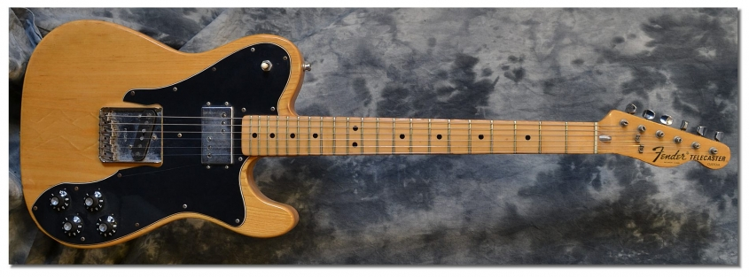 Fender_Tele Custom_1974(C)