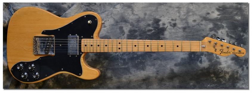 Fender_Tele Custom_1974(C)