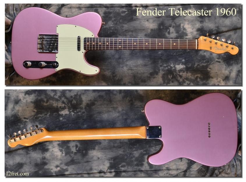 Fender_Tele_Burgundy Mist_1960(C)
