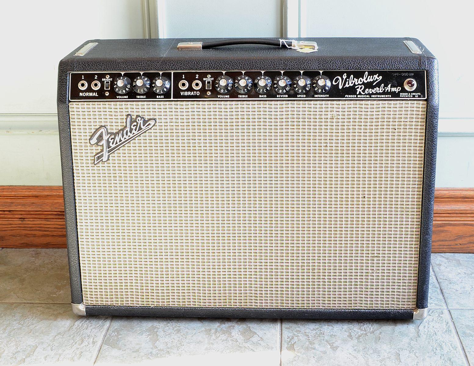 Fender 65 Deluxe Reverb Head | Keymusic