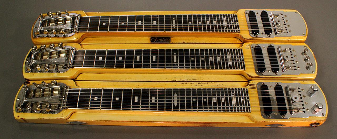 fender stringmaster triple neck steel 1955. Black Bedroom Furniture Sets. Home Design Ideas