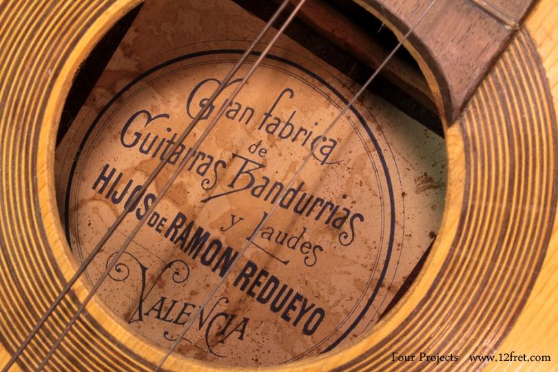 Four Project Instruments label