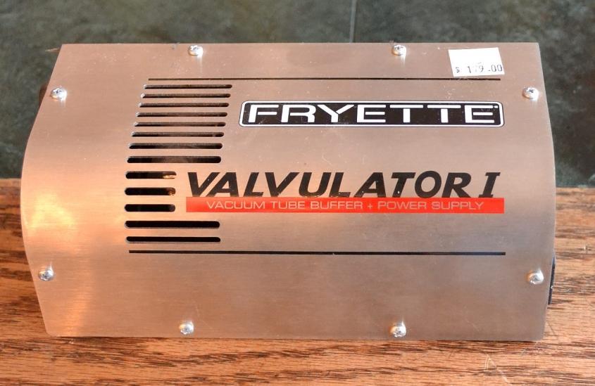 Fryette-Valvulator-Sale