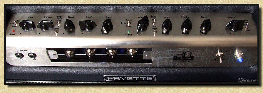 Fryette_Memphis_30_Front_Panel