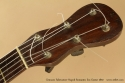 Gennaro Fabricatore Napoli Romantic Era Guitar 1830 head front