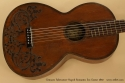 Gennaro Fabricatore Napoli Romantic Era Guitar 1830 top