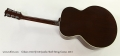 Gibson 1941 SJ-100 Jumbo Steel String Guitar, 2013 Full Rear View