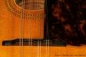 Gibson A-1 Mandolin, 1916 bridge